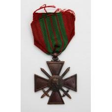 French WW2 Croix de Guerre