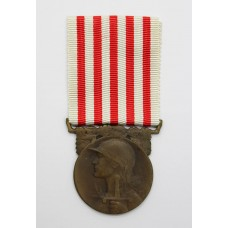 French Commemorative Medal of the Great War 1914-1918