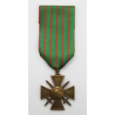 French WW1 Croix de Guerre (1914-1916)
