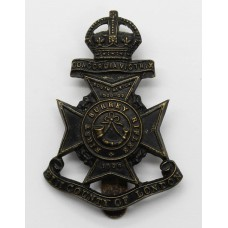 21st County of London Bn. (First Surrey Rifles) London Regiment C