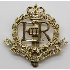 Royal Military Police (R.M.P.) Anodised (Staybrite) Cap Badge - Q