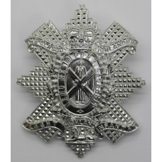 Glasgow Highlanders Highland Light Infantry Anodised (Staybrite)