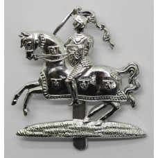 Fife & Forfar Yeomanry Anodised (Staybrite) Cap Badge