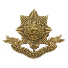 Victorian/Edwardian Worcestershire Regiment Cap Badge