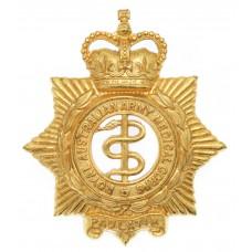 Royal Australian Medical Corps Cap Badge - Queen's Crown