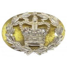 British Army Warrant Officer Class 2 W.O.II Anodised (Staybrite) Arm Badge