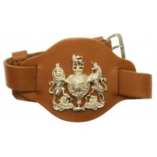 British Army Warrant Officer's W.O.I's Wrist Strap with Anodised