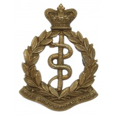 Victorian Royal Army Medical Corps (R.A.M.C.) Collar Badge