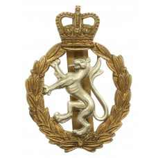Women's Royal Army Corps (W.R.A.C.) Cap Badge - Queen's Crown