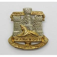 Devon and Dorset Regiment Cap Badge