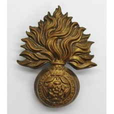 Victorian Royal Fusiliers Cap Badge