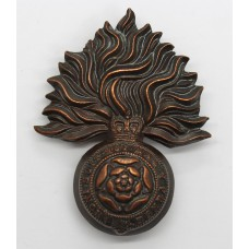 Royal Fusiliers Cap Badge - Queen's Crown