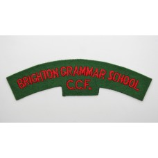 Brighton Grammar School Combined Cadet Force (BRIGHTON GRAMMAR SC