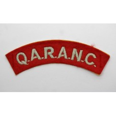 Queen Alexandra's Royal Army Nursing Corps (Q.A.R.A.N.C.) Cloth S