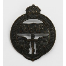 Navy, Army & Air Force Institutes (N.A.A.F.I.) Cap Badge