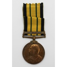 Africa General Service Medal (Bronze) (Clasp - Somaliland 1902-04