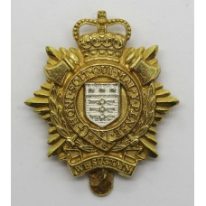 Royal Logistic Corps (R.L.C.) Cap Badge