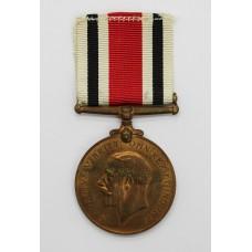 George V Special Constabulary Long Service Medal - John W. Jameso