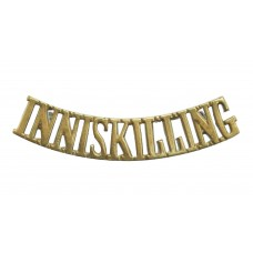 6th Inniskilling Dragoons (INNISKILLING) Shoulder Title