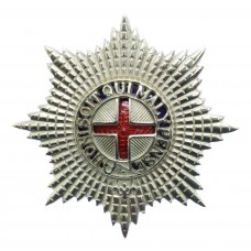 Coldstream Guards Warrant Officer's Forage Cap Badge