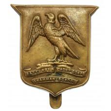 Battersea Grammar School Cadet Corps Cap Badge