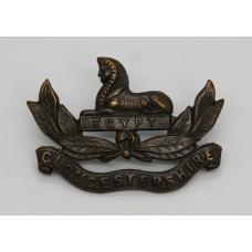 Gloucestershire Regiment Collar Badge