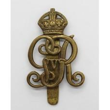 George V Norfolk Yeomanry Cap Badge