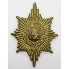 Worcestershire Regiment Valise Badge