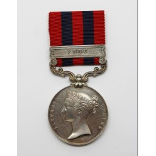 1854 India General Service Medal (Clasp - Pegu) - Corpl. Joel Toll, 51st King's Own Yorkishire Light Infantry