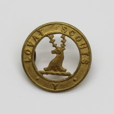 Lovat Scouts Yeomanry Cap Badge