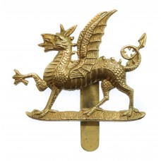 1st Bn. Monmouthshire Regiment Cap Badge