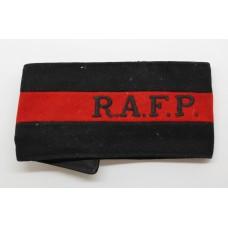 Royal Air Force Police (R.A.F.P.) Armband