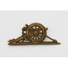 Royal Artillery Senior N.C.O's Gun Arm Badge