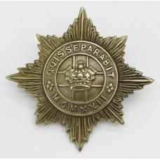 4th/7th Dragoon Guards Cap Badge