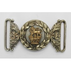 Victorian Militia Officer's Levee Waist Belt Clasp