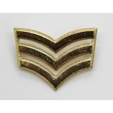 City of London Police Sergeant's Anodised (Staybrite) Rank Badge