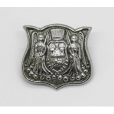 Norwich City Police Collar Badge