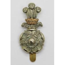 Yorkshire Hussars Cap Badge