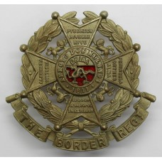 Border Regiment Helmet Plate Centre