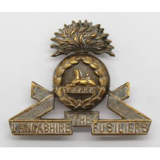 Lancashire Fusiliers Officer's Service Dress Collar Badge