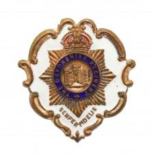 WW1 Devonshire Regiment Enamelled Sweetheart Brooch