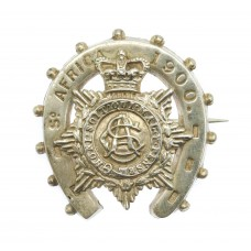 Boer War Army Service Corps (A.S.C.) 1900 Hallmarked Silver Horse