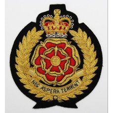 Duke of Lancaster's Regiment Bullion Blazer Badge