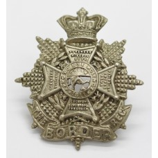 Victorian Border Regiment Cap Badge
