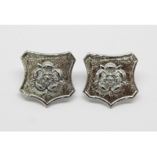 Pair of Northampton & County Constabulary Collar Badges
