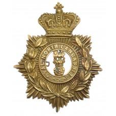 Victorian Loyal North Lancashire Regiment Helmet Plate
