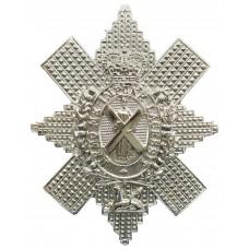 Black Watch (Royal Highlanders) Anodised (Staybrite) Cap Badge