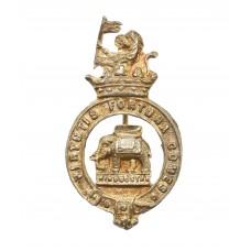 Duke of Wellington's (West Riding Regiment) Sterling Silver Sweet