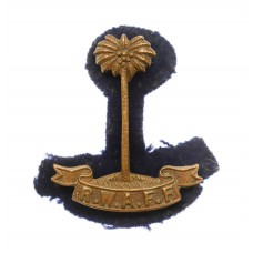 Royal West African Frontier Force (R.W.A.F.F.) Sweetheart Brooch