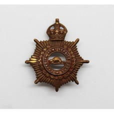 Canadian Army Service Corps Sweetheart Brooch - King's Crown